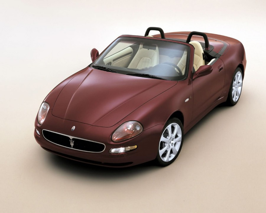 Maserati Spyder кабриолет, 2001–2007, 1 поколение - отзывы, фото и характеристики на Car.ru