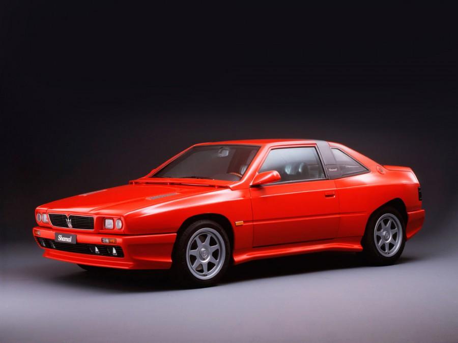 Maserati Shamal купе, 1989–1995, 1 поколение - отзывы, фото и характеристики на Car.ru