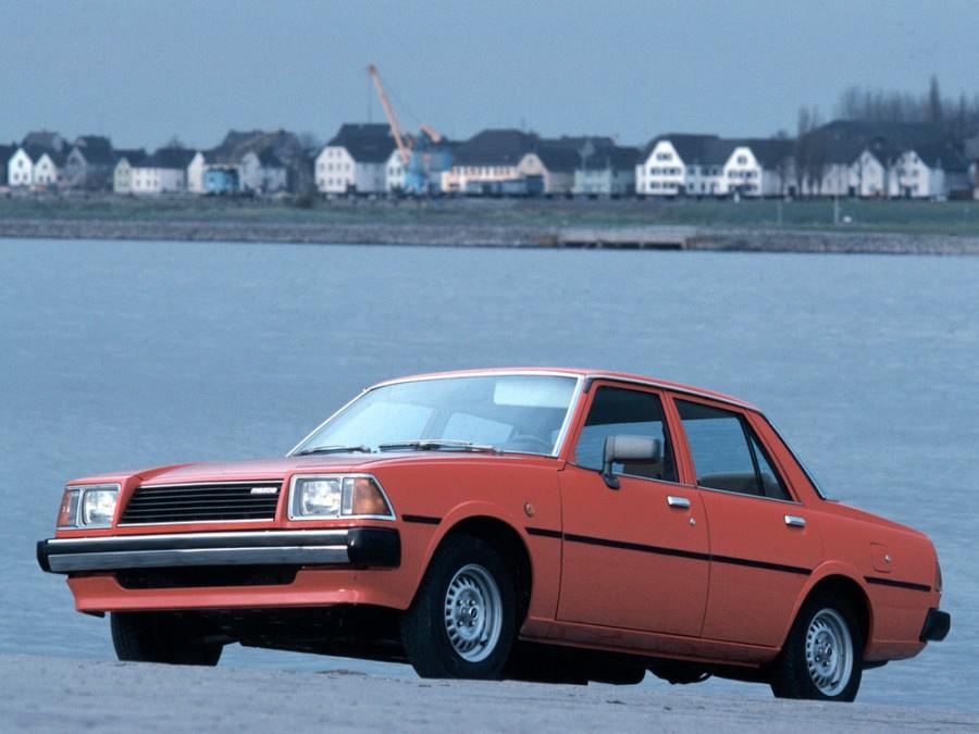 Mazda 626 седан, 1978–1980, 1 поколение - отзывы, фото и характеристики на Car.ru