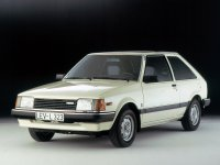 Mazda 323, BD, Хетчбэк 3-дв., 1980–1986