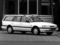 Mazda 626, 3 поколение, Универсал, 1987–1992
