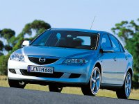 Mazda 6, 1 поколение, Хетчбэк, 2002–2005