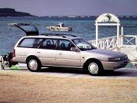 Mazda 626, 3 поколение [рестайлинг], Универсал, 1990–1996