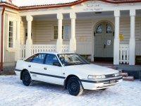 Mazda 626, 3 поколение, Хетчбэк, 1987–1992