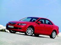 Mazda 6, 1 поколение [рестайлинг], Седан 4-дв., 2005–2007