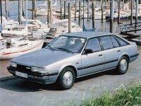 Mazda 626, 2 поколение, Хетчбэк, 1982–1987
