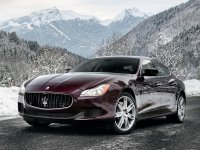 Maserati Quattroporte, 6 поколение, Седан 4-дв., 2012–2016