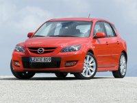 Mazda 3, BK [рестайлинг], Mps хетчбэк 5-дв., 2006–2016