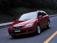 Mazda 6, 1 поколение, Универсал, 2002–2005