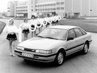Mazda 626, 3 поколение [рестайлинг], Хетчбэк, 1990–1996