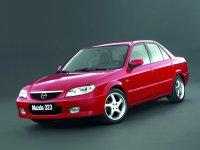 Mazda 323, BJ [рестайлинг], Седан, 2000–2003