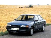Mazda 323, BG, Седан, 1989–1995