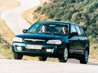 Mazda 323, BJ, Хетчбэк 5-дв., 1998–2000