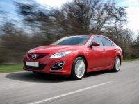 Mazda 6, 2 поколение [рестайлинг], Седан, 2010–2013