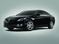 Mazda 6, 2 поколение, Us-spec. седан 4-дв., 2007–2012