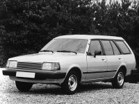 Mazda 323, BD, Универсал, 1980–1986
