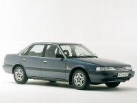 Mazda 626, 3 поколение, Седан, 1987–1992