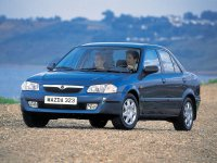 Mazda 323, BJ, Седан, 1998–2000
