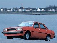 Mazda 626, 1 поколение, Седан, 1978–1980