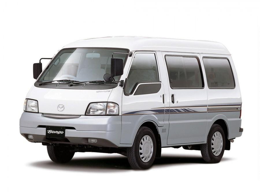 Mazda Bongo микроавтобус, 1999–2016, 4 поколение - отзывы, фото и характеристики на Car.ru
