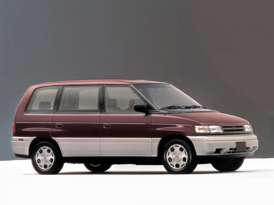 Mazda MPV минивэн, 1989–1999, 1 поколение - отзывы, фото и характеристики на Car.ru