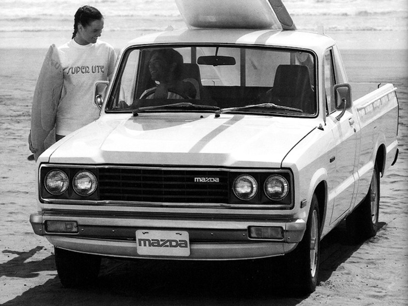 Mazda B-Series пикап, 3 поколение - отзывы, фото и характеристики на Car.ru