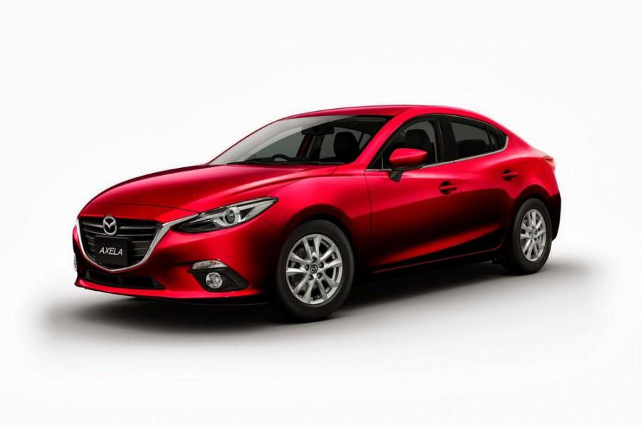 Mazda Axela седан, 2013–2016, 3 поколение - отзывы, фото и характеристики на Car.ru