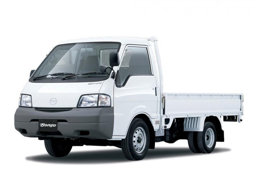 Mazda Bongo борт, 1999–2016, 4 поколение - отзывы, фото и характеристики на Car.ru