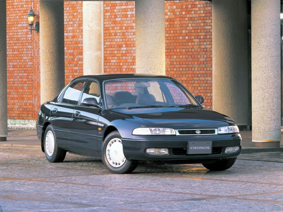 Mazda Cronos седан, 1991–1996, 1 поколение - отзывы, фото и характеристики на Car.ru