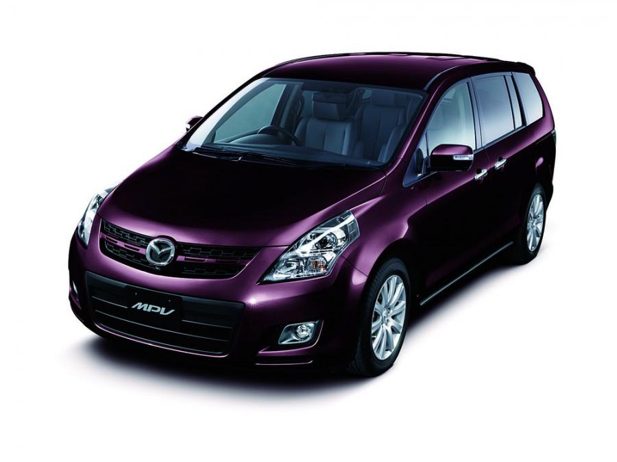 Mazda MPV минивэн, 2006–2007, 3 поколение - отзывы, фото и характеристики на Car.ru