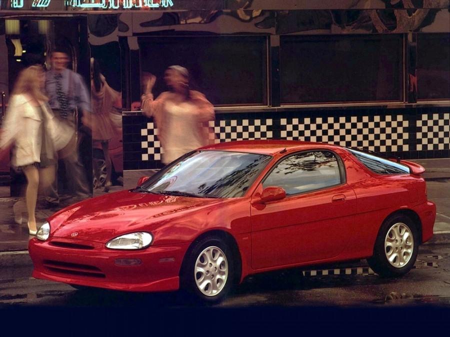 Mazda MX-3 купе, 1991–1998, 1 поколение - отзывы, фото и характеристики на Car.ru