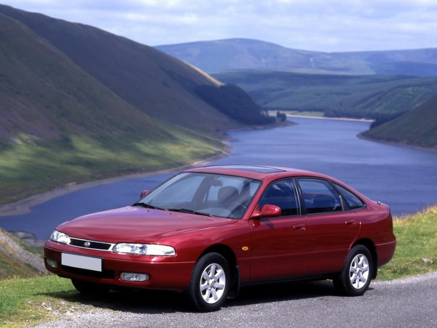 Mazda 626 хетчбэк, 1992–1997, GE - отзывы, фото и характеристики на Car.ru
