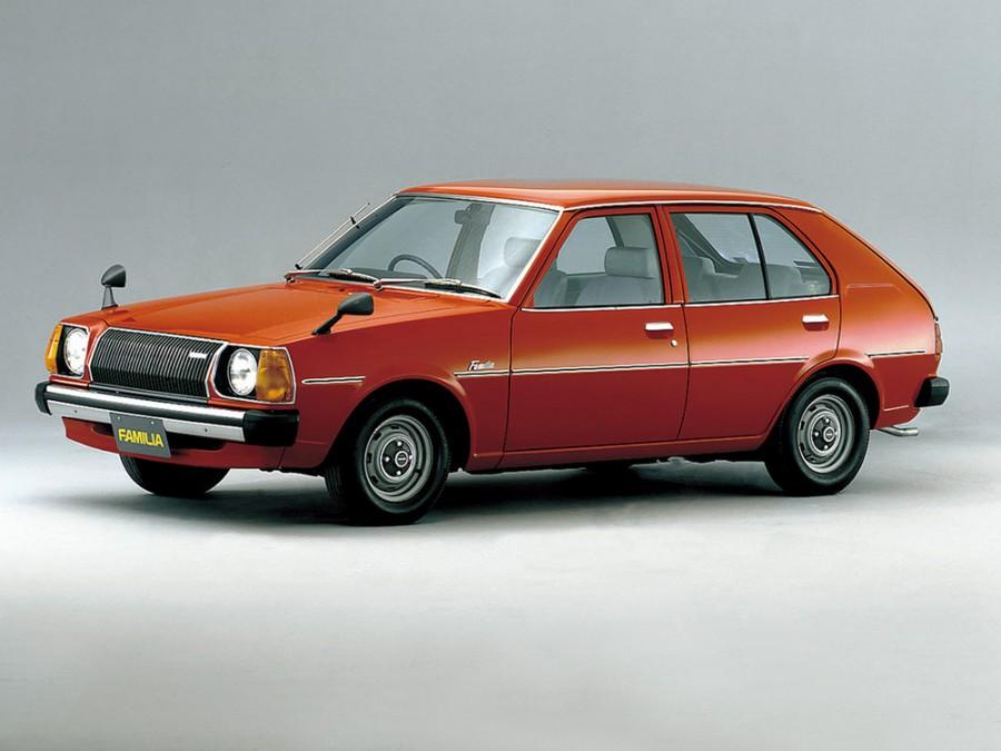 Mazda Familia хетчбэк 5-дв., 4 поколение - отзывы, фото и характеристики на Car.ru