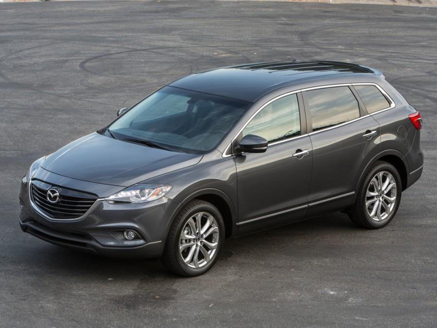 Mazda CX-9 кроссовер, 2012–2015, 1 поколение [2-й рестайлинг] - отзывы, фото и характеристики на Car.ru