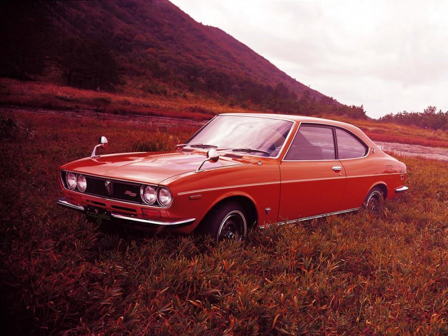 Mazda Capella купе, 1 поколение - отзывы, фото и характеристики на Car.ru