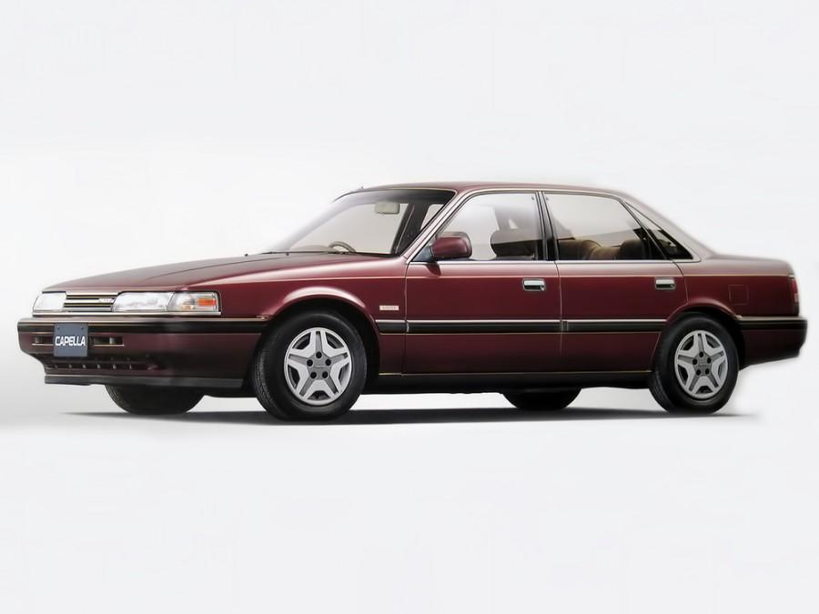 Mazda Capella седан, 1988–1997, 5 поколение - отзывы, фото и характеристики на Car.ru