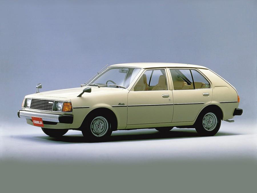 Mazda Familia хетчбэк 5-дв., 4 поколение [рестайлинг] - отзывы, фото и характеристики на Car.ru