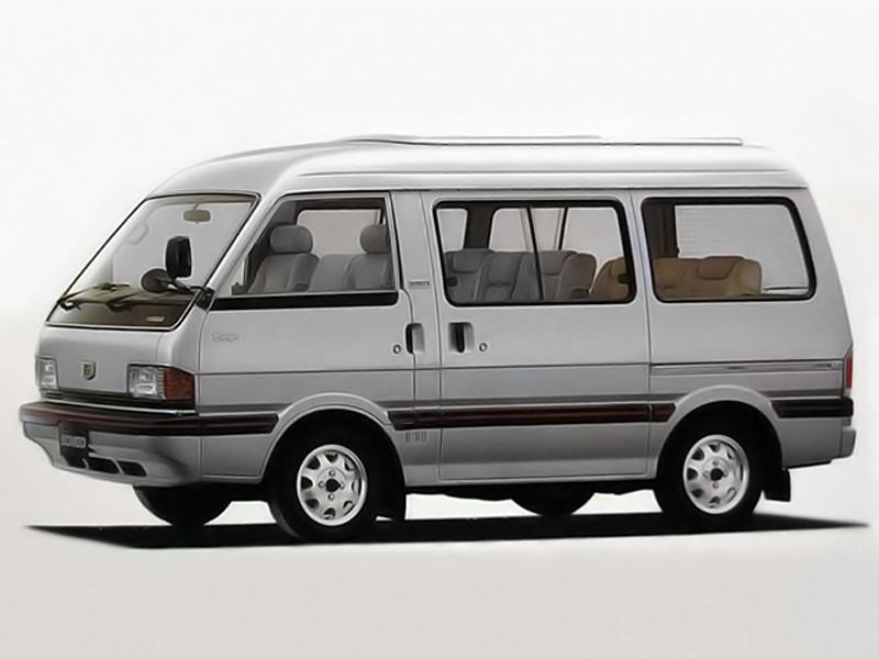 Mazda Bongo микроавтобус, 1990–1999, 3 поколение, 2.0 TD MT (76 л.с.), характеристики