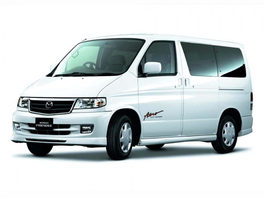 Mazda Bongo Friendee минивэн, 1995–2016, 1 поколение - отзывы, фото и характеристики на Car.ru