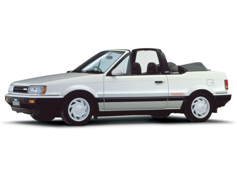 Mazda Familia кабриолет, 6 поколение - отзывы, фото и характеристики на Car.ru
