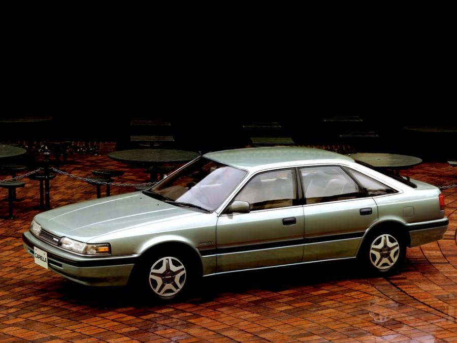 Mazda Capella хетчбэк, 1988–1997, 5 поколение - отзывы, фото и характеристики на Car.ru