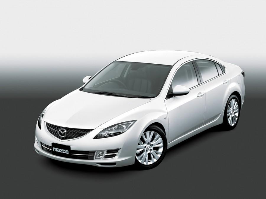 Mazda Atenza седан, 2007–2010, 2 поколение - отзывы, фото и характеристики на Car.ru