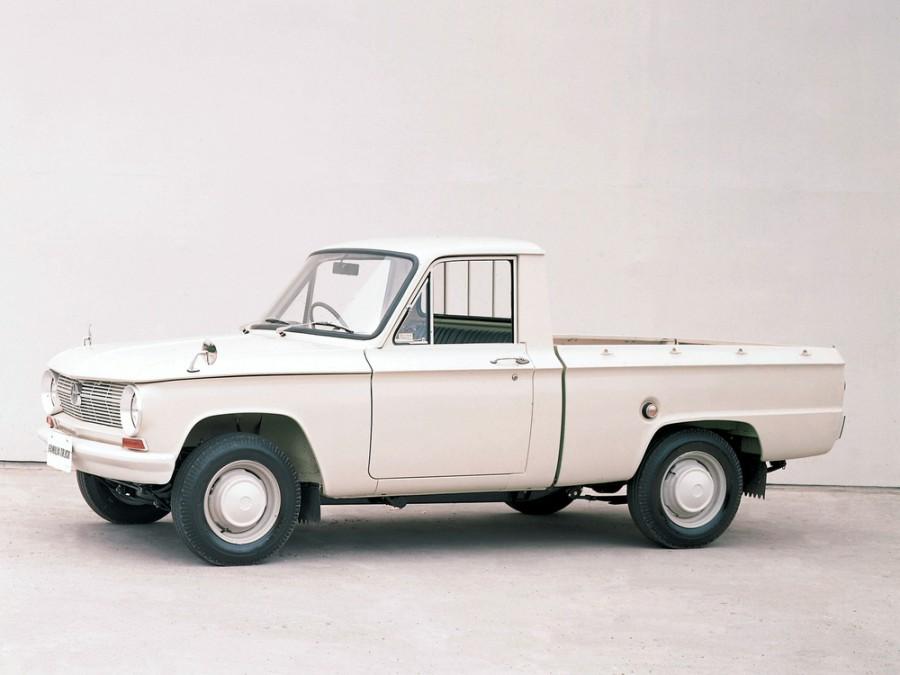 Mazda Familia пикап, 1 поколение - отзывы, фото и характеристики на Car.ru