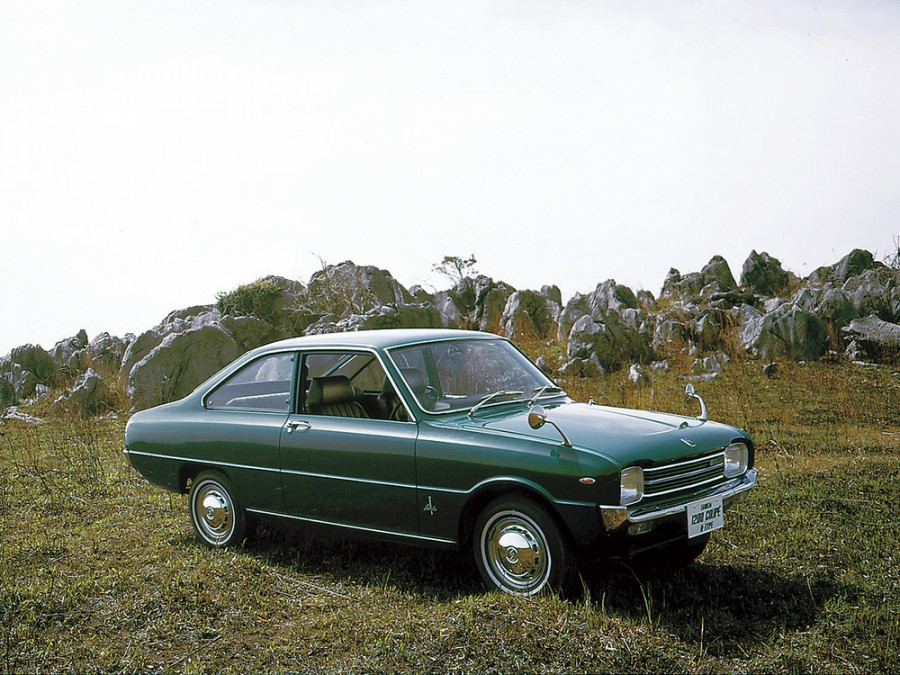 Mazda Familia купе, 2 поколение - отзывы, фото и характеристики на Car.ru