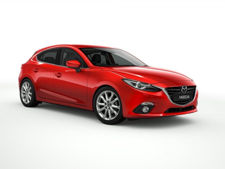 Mazda Axela хетчбэк, 2013–2016, 3 поколение - отзывы, фото и характеристики на Car.ru