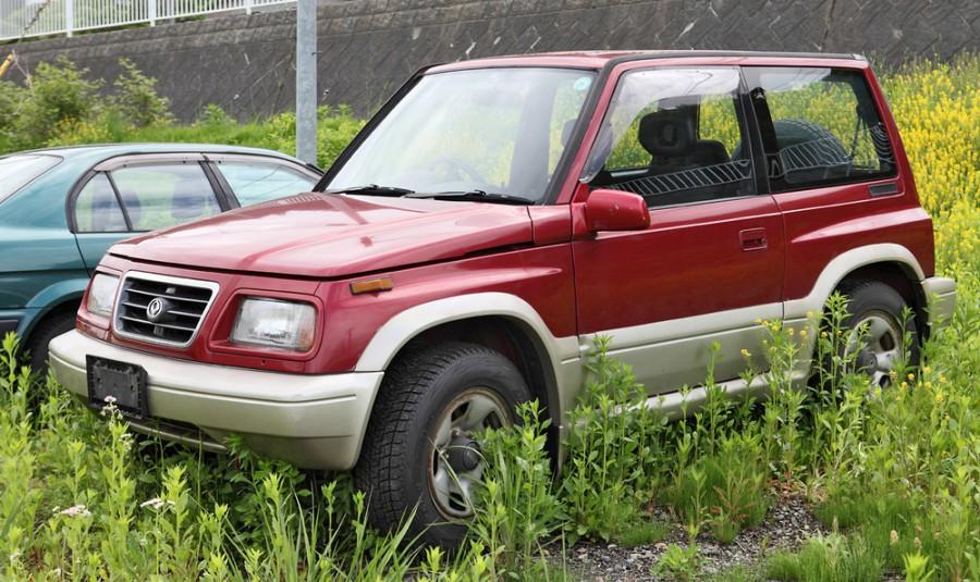 Mazda Levante внедорожник 3-дв., 1996–2016, 1 поколение - отзывы, фото и характеристики на Car.ru