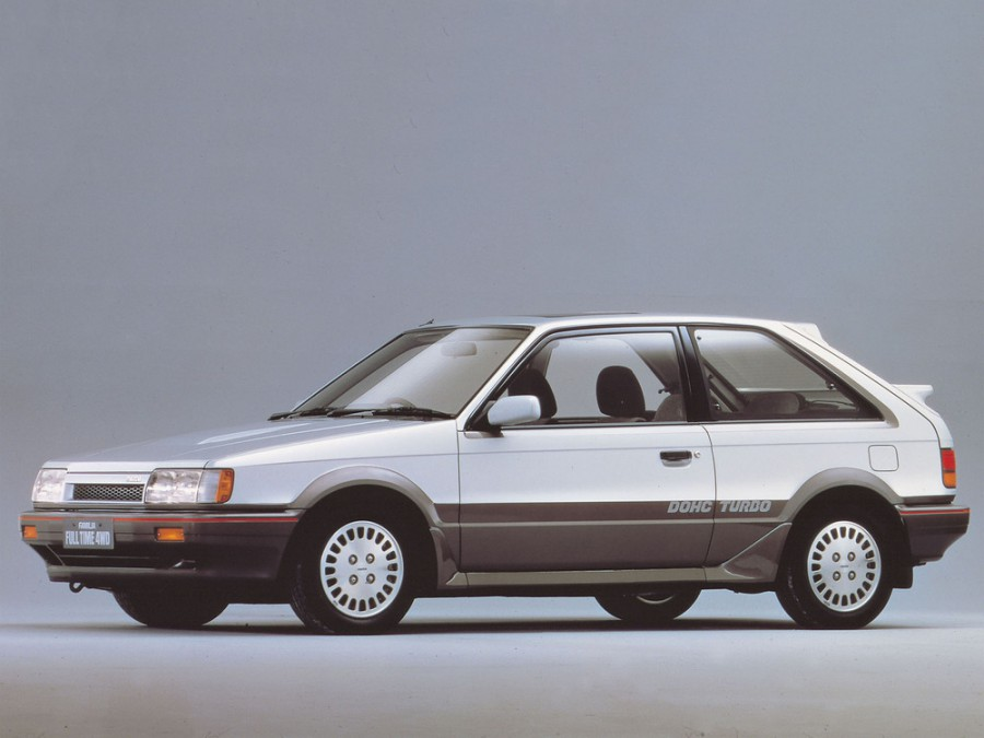 Mazda Familia хетчбэк 3-дв., 6 поколение - отзывы, фото и характеристики на Car.ru