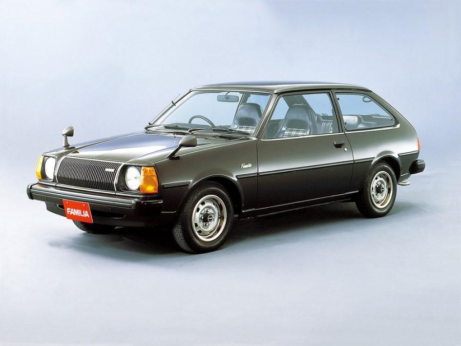 Mazda Familia хетчбэк 3-дв., 4 поколение - отзывы, фото и характеристики на Car.ru