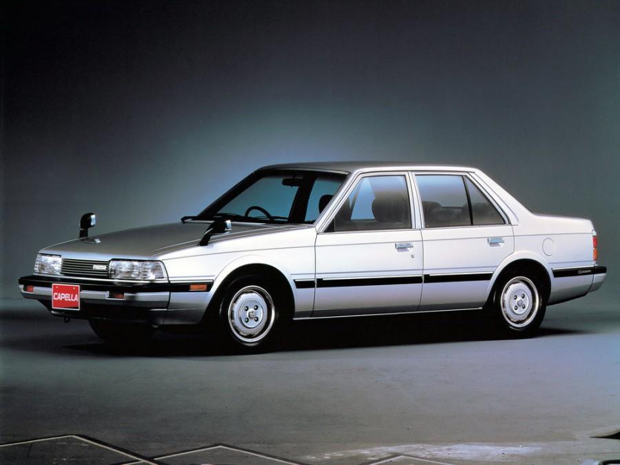 Mazda Capella седан, 4 поколение - отзывы, фото и характеристики на Car.ru
