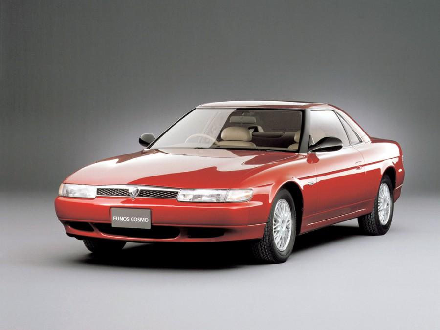 Mazda Eunos Cosmo купе, 1990–1995, 4 поколение - отзывы, фото и характеристики на Car.ru